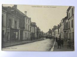 CPA (86) Vienne - CHATELLERAULT - Grand'Rue Châteauneuf - Chatellerault