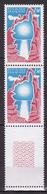 N° 2197 Région : La Corse : Une Paire De 2 Timbres Neuf Impeccable Sans Charnière - France