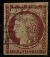 Francia Nº 6B. Año 1849-1850 - 1849-1850 Ceres