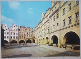 Jelenia Góra - Polska - Poland - Hirschberg Im Riesengebirge - Zabytkowe Kamieniszki Przy Placu Tatuszowym  Nv - Polonia