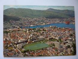 "Cartolina Viaggiata ""BERGEN"" 1989 - Norvegia"