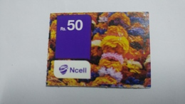 Nepal-NCELL-(rs.50)-(26)-(2534039484057)-()-used Card - Nepal