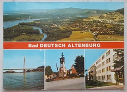 Bad Deutsch Altenburg - Kurort Im March Und Donauland  Vg - Bad Deutsch-Altenburg