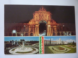 """Cartolina Viaggiata """"LISBOA"""" 1988 - Lisboa"""
