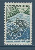 "Andorre YT 196 "" Sport "" 1969 Neuf** - Nuovi"