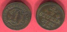 JULICH BERG   ( KM 205 ) TB 3 - Petites Monnaies & Autres Subdivisions