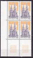 N°3579 Basilique Notre Dame De L'Epine: Un Bloc De 4 Timbres Neuf Impeccable Sans Charnière - Unused Stamps