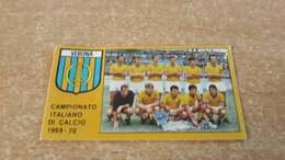 Figurina Calciatori Panini 1969/70 - Squadra Verona - Edizione Italiana