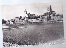AK-99873 - Pont Saint Esprit - Le Rhone - Eglises Saint Pierre Et St.  Saturnin  Et Escalier St. Pierre - Pont-Saint-Esprit