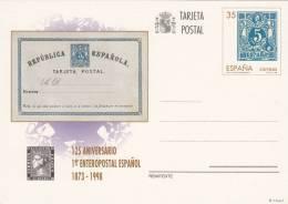 España Entero Postal Nº 167 - Stamped Stationery