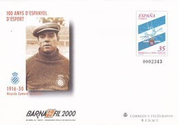 España Sobre Entero Postal Nº 59 - Stamped Stationery