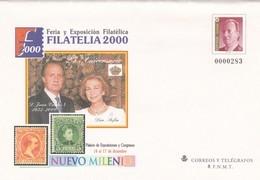 España Sobre Entero Postal Nº 67 - Stamped Stationery