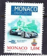 MONACO, USED STAMP, OBLITERÉ, SELLO USADO - Monaco