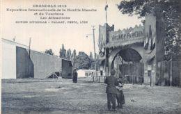 38-GRENOBLE 1925 EXPOSITION INTERNATIONALE DE LA HOUILLE BLANCHE ET DU TOURISME-N°1065-A/0129 - Grenoble