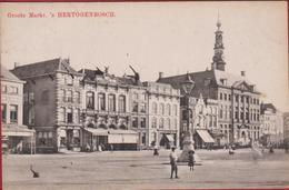 Groote Markt Grote 'S Hertogenbosch Den Bosch ZELDZAAM - 's-Hertogenbosch