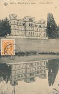 651/28 - Carte-Vue Chateau De Dorlodot FLOREFFE - TP Houyoux FLOREFFE 1922 Vers BXL - COB 50 EUR S/document. - 1922-1927 Houyoux
