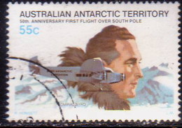 Australian Antarctic Territory 1979 SG #36 55c Used First Flight Over South Pole - Used Stamps