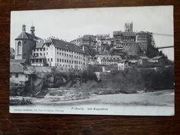 L17/189 Suisse. Fribourg. Les Augustins - FR Fribourg