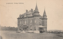 Namur , Saint Servais  , Chateau Valériane ; ( Editeur : Laflotte  ) - Namur
