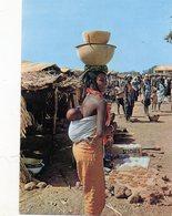 BURKINA FASO - HAUTE VOLTA - Emplettes Au Marché - Burkina Faso