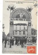 CARCASSONNE (11) Arc De Triomphe Du Meeting Viticole 1907 Animation - Carcassonne