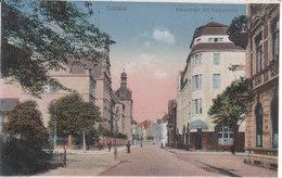 Crefeld - Steinstraße Mit Amtsgericht - Krefeld