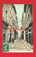 30 Gard  BAGNOLS Rue De La République Carte Couleur - Bagnols-sur-Cèze
