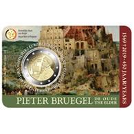 Bélgium  2euro - Pieter Bruegel  2019 - Belgium