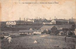 71-LE CREUSOT-N°1090-B/0235 - Le Creusot