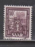 SAAR Scott # 204 Used - 1947-56 Protectorate