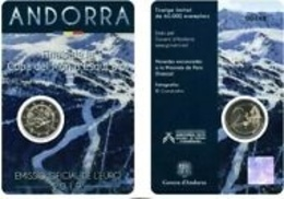 Andorra 2euro - Alpines Ski Cup Final  - 2019  Nova - Andorra