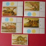 67 Rwanda Faune Pré Historique Animaux Préhistoriques - Preistorici