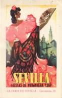 Espagne Sevilla Fiestas De Primavera 1957 La Feria De Sevilla Cerrajeria 25 - Zonder Classificatie