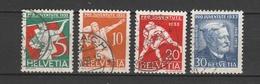 SVIZZERA  Us  1932   MI  262-65   -   Vedi Foto ! - Svizzera