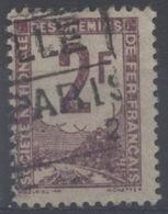 France, Petit Colis Postaux : N° 2 Oblitéré Année 1944 - Colis Postaux