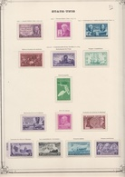 USA  .  10   Pages  Avec Timbres     .     *  Et  **  (80%:  ** ) - United States