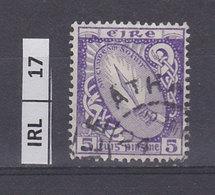 IRLANDA   1940Spada 5  Usato - 1937-1949 Éire