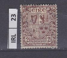 IRLANDA   1940Stemma 2,5 Usato - 1937-1949 Éire