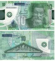IRELAND  Northern  Newly Issued 10 Pounds  DANSKE Bank Polimer   2019  UNC - [ 2] Ireland-Northern