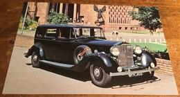 1939 Rolls Royce 20/25 - Passenger Cars