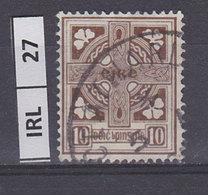 IRLANDA   1940Croce 10 Usato - 1937-1949 Éire
