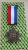 Medaille / Medal - Medaille - Avondvierdaagse NR : 3 -Suurd Groningen  - The Netherlands - Nederland