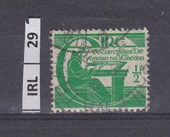 IRLANDA   1944Anniversario O Cleary 1/2 Usato - 1937-1949 Éire
