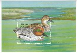 Turkmenistan YV BF 41 MNH 2002 Canards - Ducks