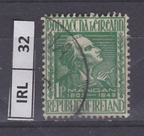 IRLANDA   1949Clarence Mangan Usato - 1949-... Repubblica D'Irlanda