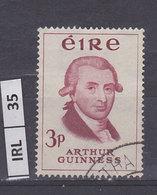 IRLANDA   1959Birreria Guinness 3  Usato - 1949-... Repubblica D'Irlanda