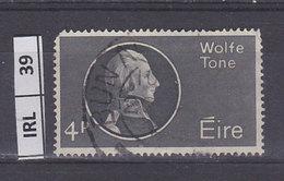 IRLANDA   1964Wolfe Tone 4 Usato - 1949-... Repubblica D'Irlanda