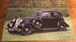 1936 Armstrong Siddeley Fourteen - Passenger Cars