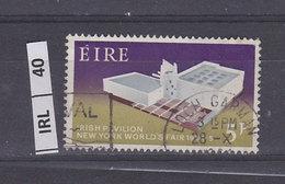 IRLANDA   1964Esposizione Di New York 5 Usato - 1949-... Repubblica D'Irlanda