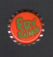 PORTUGAL Capsule Soda FRISUMO Orange Neuve Jamais Utilisée - Soda